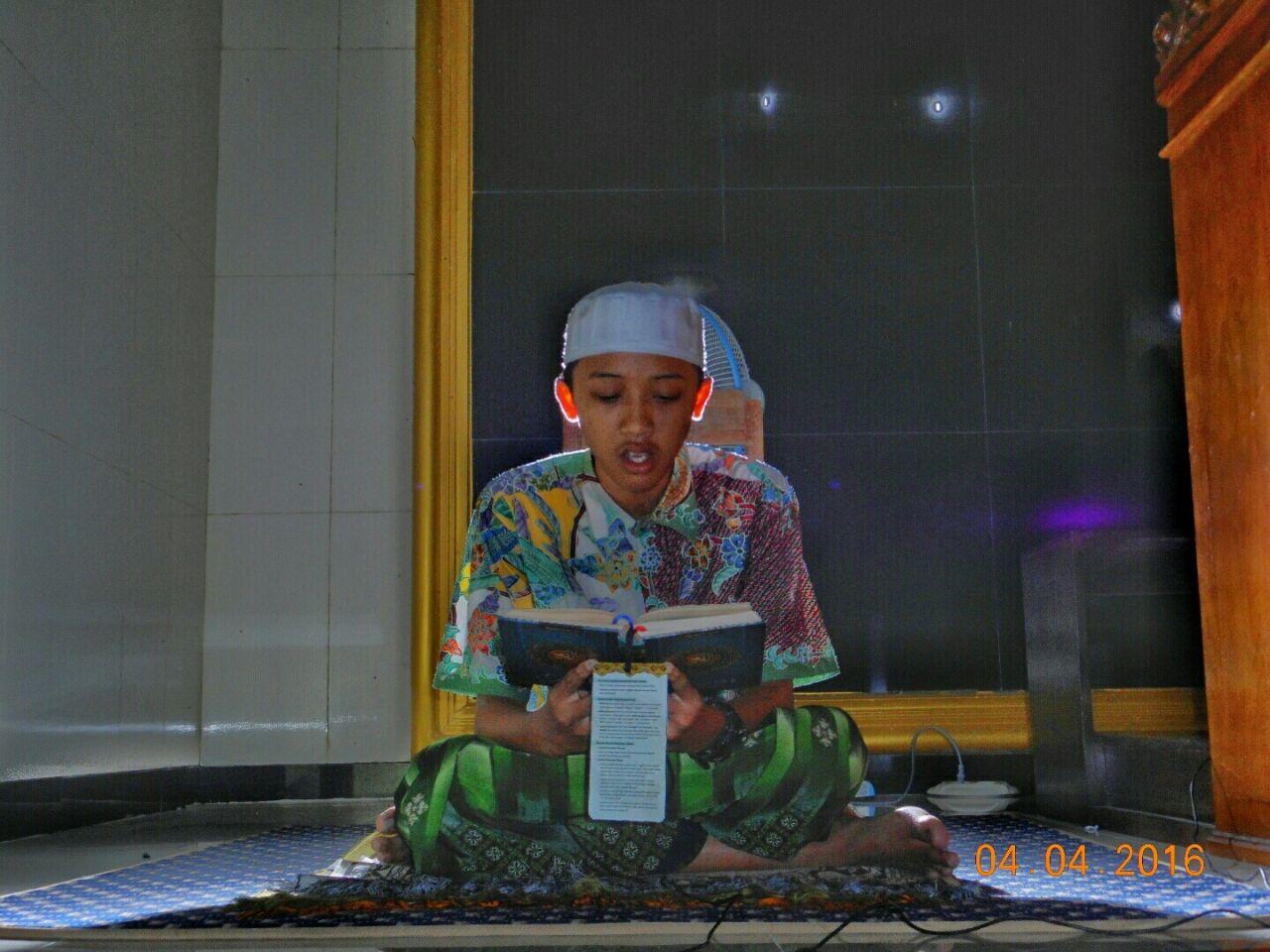 (Foto: Fu) Persiapan Lomba MTQ